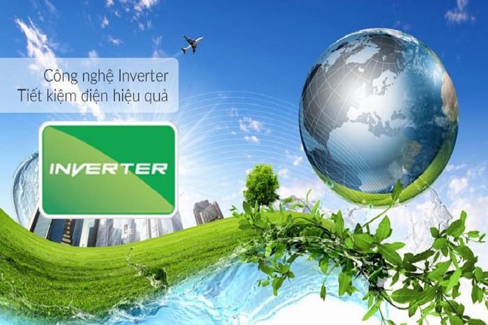 công nghệ inverter XPU12WKH-8