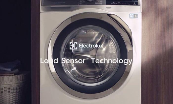 Công nghệ giặt máy Electrolux
