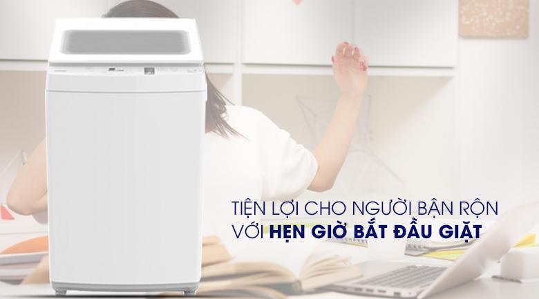 hẹn giờ giặt