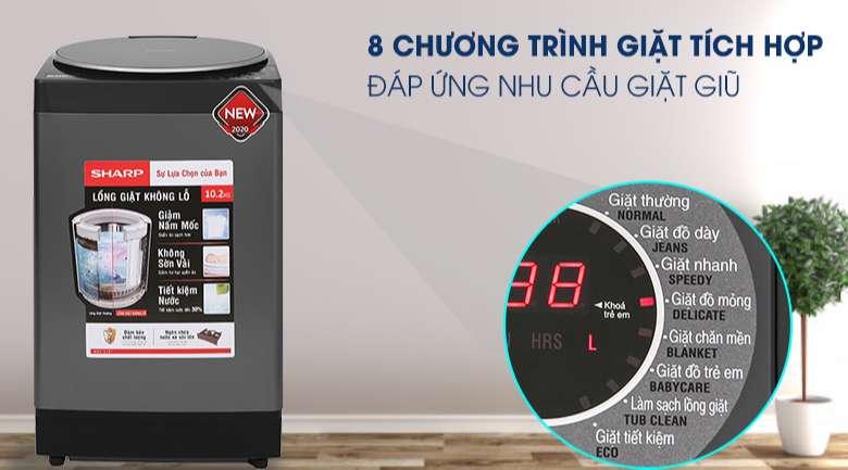 may-giat-long-dung-sharp-10.2kg-ES-W102PV-H