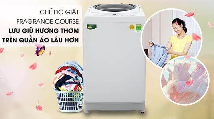 giặt lưu giữ hương thơm