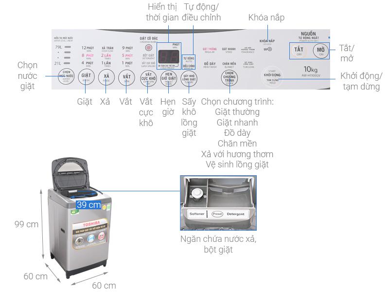 may-giat-long-dung-toshiba-10kg-AW-H1100GV (SM)
