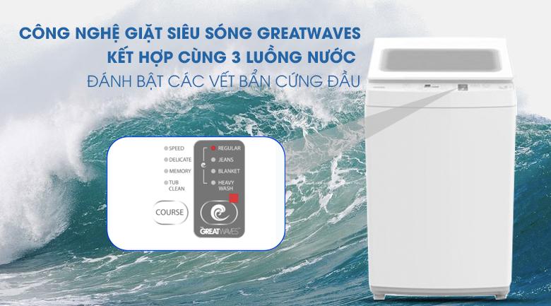 giặt siêu sóng