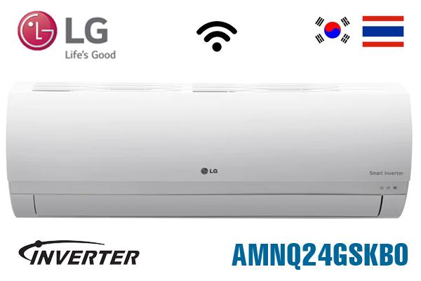 Dàn lạnh multi LG treo tường 1 chiều inverter 24000BTU AMNQ24GSKB0