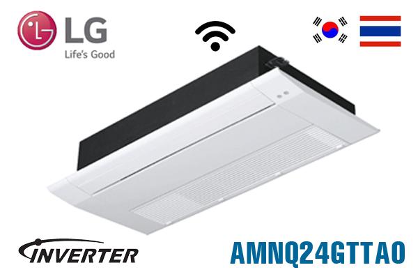 Điều hòa multi LG âm trần 24000BTU AMNQ24GTTA0 1 chiều inverter