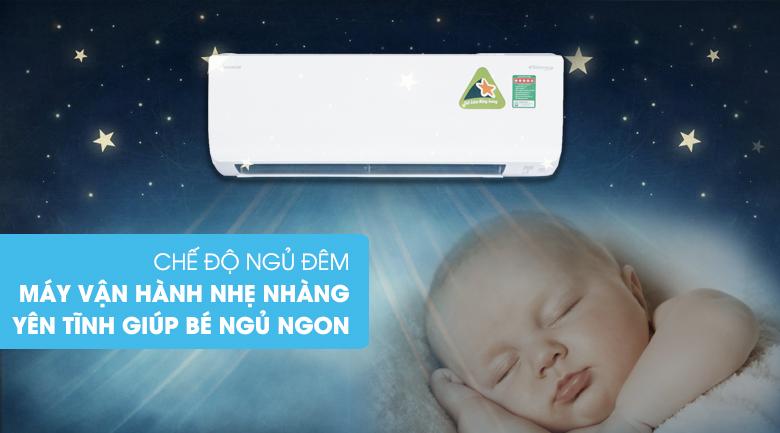 Điều hòa Daikin FTHF25RAVMV mang lại giấc ngủ ngon