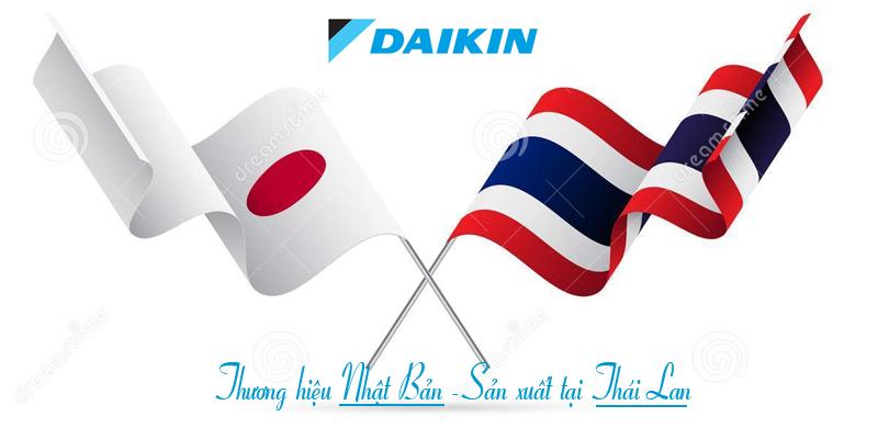 FTXV25QVMV nhập khẩu Thái Lan