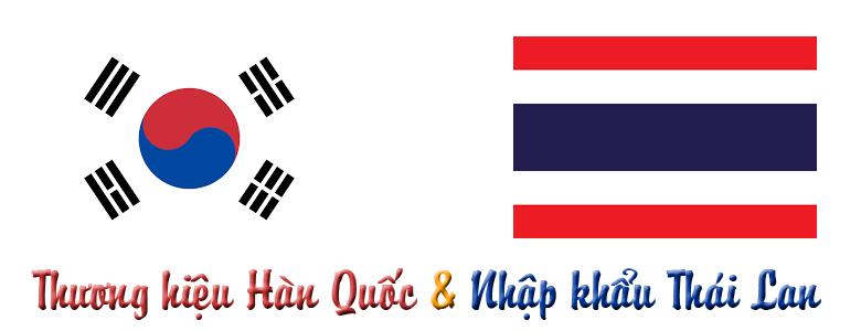 thương hiệu điều hòa Hàn Quốc, nhập khẩu Thái Lan