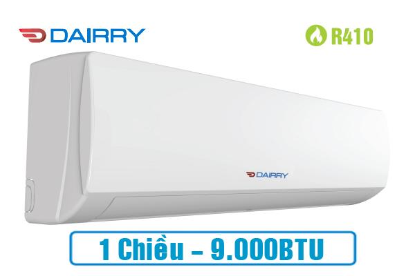 DR09-KC, hình ảnh điều hòa Dairry