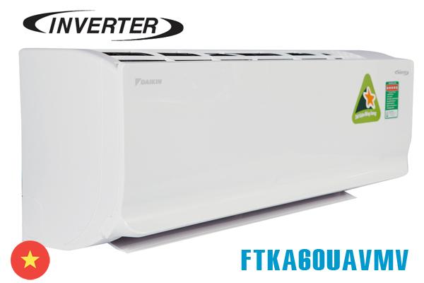 Điều hòa daikin FTKA60UAVMV