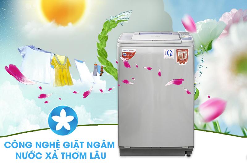 công nghệ giặt ngâm