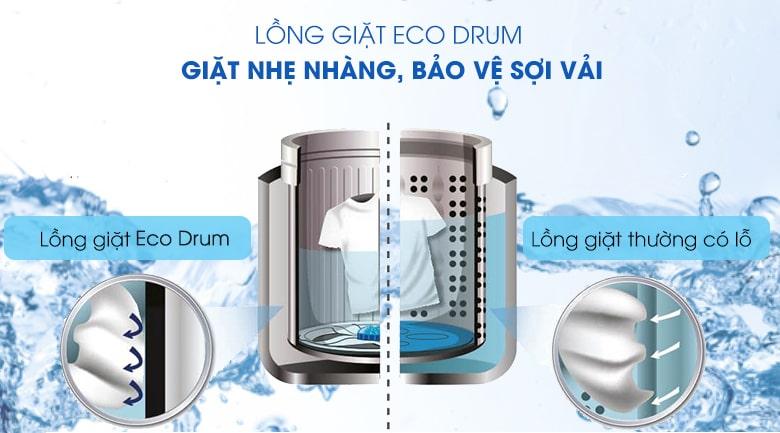 lồng giặt Eco Drum