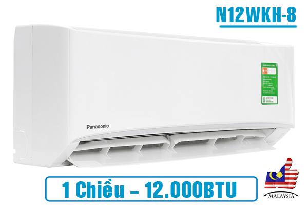 Điều hòa Panasonic 12000BTU 1 chiều thường N12WKH-8