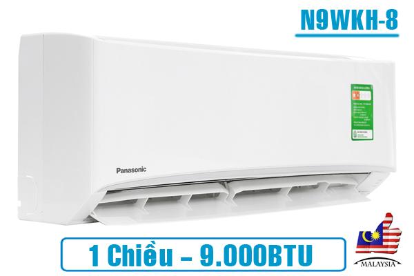 Điều hòa Panasonic 9000btu 1 chiều thường N9WKH-8