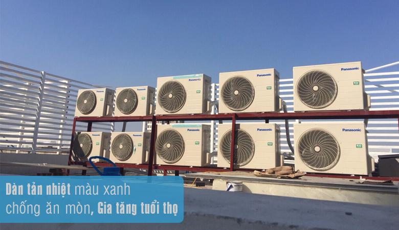 dàn nóng chống ăn mòn XPU12WKH-8