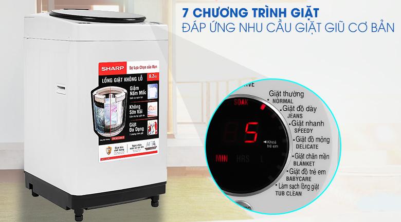 7-chuong-trinh-giat-sharp-ES-W82GV-H