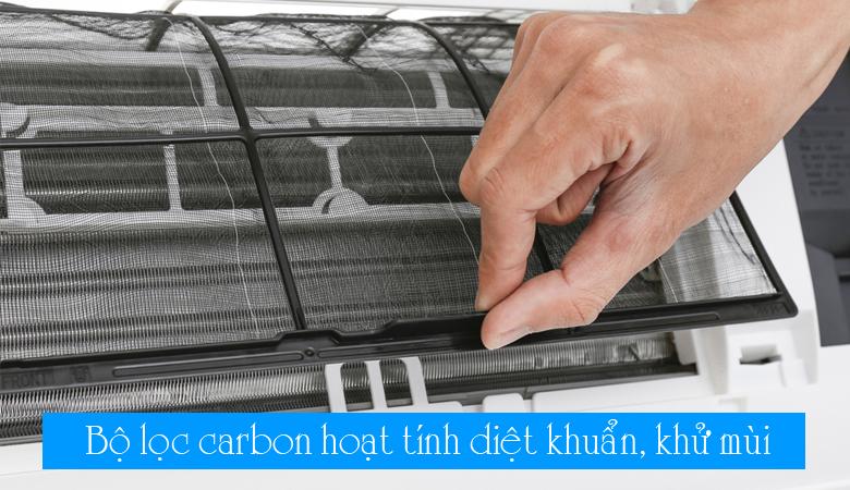 Điều hòa Sumikura APS/APO-H240/Citi, bộ lọc Carbon
